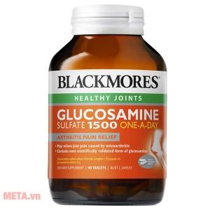 THUỐC BỔ XƯƠNG KHỚP BLACKMORES GLUCOSAMINE 1500MG