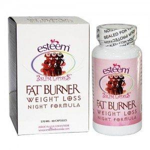 Viên Tiêu Mỡ Ban Đêm Esteem Fat Burner Night