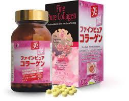 Fine Pure Collagen - Collagen Nhật Bản - Đẹp Da