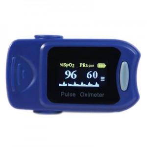 Máy Đo Nhịp Tim Và Nồng Độ Oxy Trong Máu Fingertip Pulse Oximeter iMedicare iOM-A6