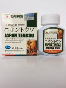 Thuốc Cường Dương Japan Tengsu - Chống Xuất Tinh Sớm Hiệu Qủa