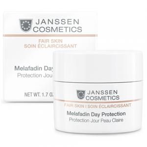 KEM DƯỠNG TRẮNG DA BAN NGÀY -  JANSSEN COSMETICS MELAFADIN DAY PROTECTION 50ML