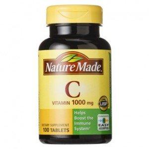 Viên Uống Nature Made Vitamin C 1000 mg - Chống Lão Hóa Da - Làm Đẹp Da Hiệu Quả