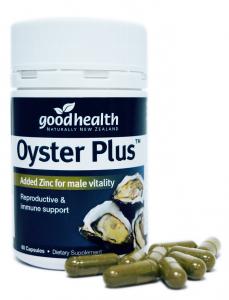 Oyster Plus - Tinh Dầu Hàu