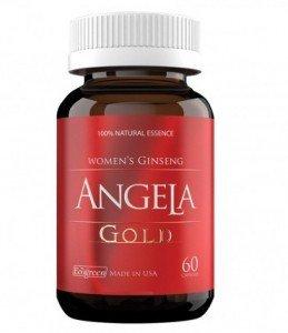 Sâm Angela Gold - Hỗ Trợ Tăng Cường Sinh Lý Nữ