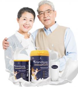 Sữa Non Xương Khớp Grandsure Gold
