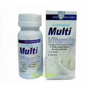 Viên Uống Tăng Cân Multi Vitamin Thái Lan - Hiệu Quả, An Toàn Cho Người Sử Dụng