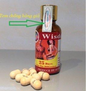 Tăng Cân Wisdom Weight Chính Hãng Indonesia - Hiệu Quả -  An Toàn