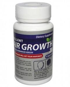 Viên Uống Kích Thích Mọc Tóc Excellent Hair Growth - Mọc Tóc Nhanh - Nhập Khẩu Từ Mỹ