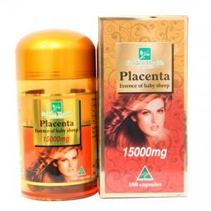 Nhau Thai Cừu Golden Health Placenta 15000mg