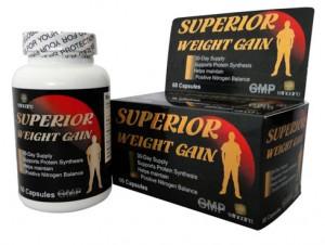Viên Uống Tăng Cân Superior Weight Gain USA - Hiệu Quả - An Toàn